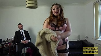 Submissive sex - Submissive bbw estella bathory punished by pascals cock