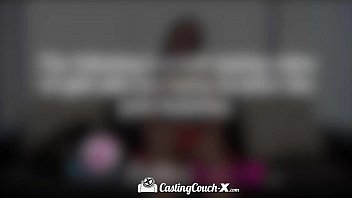 CastingCouch-X - Olivia Lee gets her tight pink pussy fucked by agent
