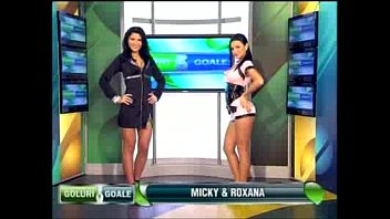 February 2008 television on porn Goluri si goale ep 11 miki si roxana romania naked news