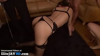 Jav Milf In Stockings Shared With Husband Friends