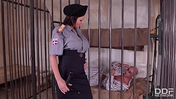 Patty stedman nude Crazy hot prison guard patty michova fucks prisoners big dick