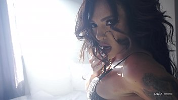 Models softcore videos - Hot bulgarian tattooed playmate in an artful video for nudex