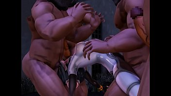 Rebel Qin Liangyu Getting Punished