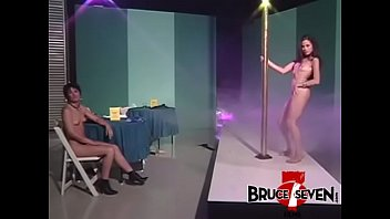 BRUCE SEVEN - Strippers Lia and Alex Seduce Each Other