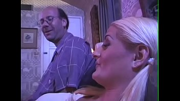 18J-Blond-Daddy read Story-becomes real - BJ-Fuck-Comedy-Facial-Fingering-Swallow porno izle