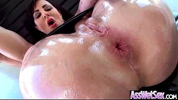(dollie darko) Round Big Ass Oiled Wet Girl Like Anal Hardcore Bang mov-12