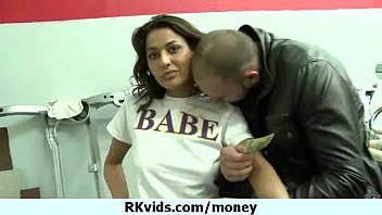Every girl need money - hard sex 13