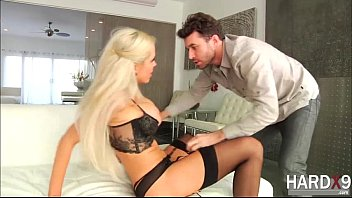 Charming nina gets her pussy pounded hard by her boyfriend james