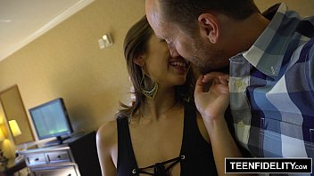 TEENFIDELITY Multiple Creampies Fill Layla London