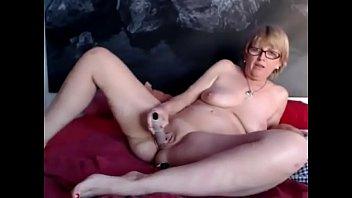 60 plus sexy - Spicyhoneymilf secret filmed during cam show