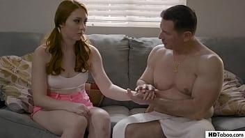 Virgin Teen Nanny And Dad Have Anal Sex - Arietta Adams
