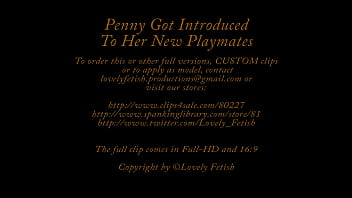 Clip 60P Penny Got Introduced To Her New Playmates - Full Version Sale: $10 thumbnail