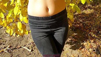 Czech teen brunette with big tits swallows cumhot 60 FPS