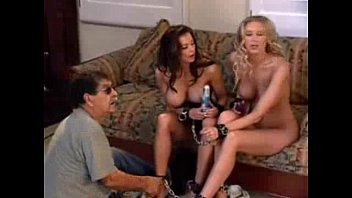 Candice michelle having a threesome