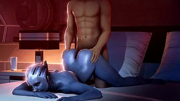 Sex education cause and effect Mass liara kaidan romance scene