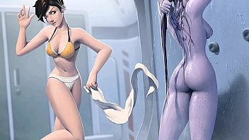 Overwatch lesbienne porno uniforme fétiche porno