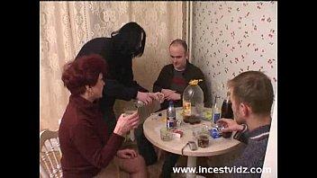 Lyudmila experimenting