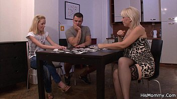 Download video strip poker - Strip poker leads to pussy toying