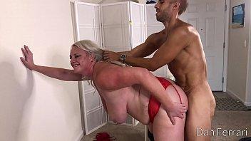 Blonde BBW Housewife Cameron Skye Fucks Dan Ferrari