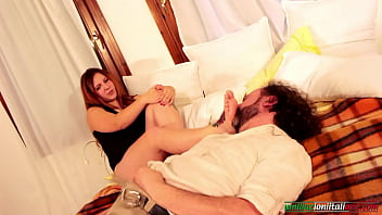 Learn To Be a Slave - Foot Domination