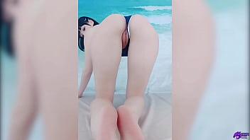 Sexy swimsuit SAO