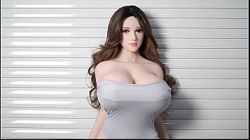 ESDoll 170cm Big Boobs Silicone Sex Doll Effie