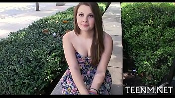 Money for legal age teenager cali hayes in exchange for fellatio