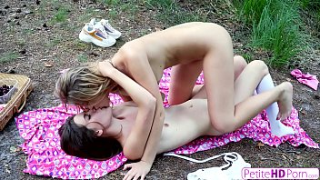 Pubic hair shaving teens Petite lesbian teens find that pussy tastes better outdoors s19:e10
