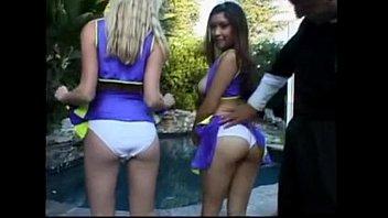 British slut Michelle B in a FFM threesome scene   www.beeg18.com Thumb