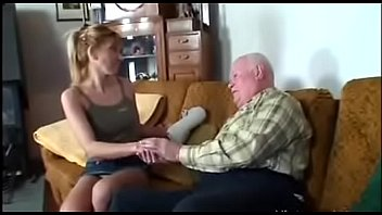 Mireck Granpa Fucks Teeny Cute Girl