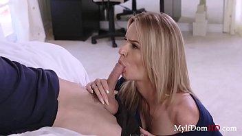 Hot MILF Pays For Her Husband's Wrong Deeds- Rachael Cavalli