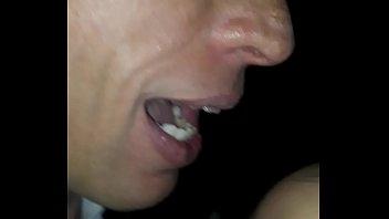 Melissa bikini No carro a caminho do after depois da festa da premiação do oscar do cinema adulto nacional brasileiro com rafaella denardin melissa devassa e eu vagninho