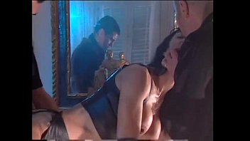 Bianca latex tgp - In a hot dream the venere bianca is banged by two gangsters