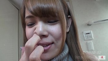 Dog sniffing busty girl 2 No.02 Nose picking & nose playing version directed by Sade Sato FETIS