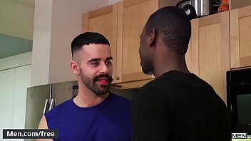 Gay dinner party Men.com - river wilson, teddy torres - the dinner party