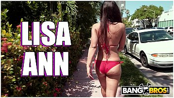 Lisa pittsburgh escort Bangbros - lisa ann is the answer, bang bus is the question