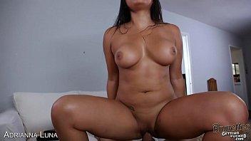 Very hot Adrianna Luna fuck