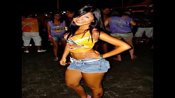 Mayara Visconde Dando Pro DJ Mamuthi