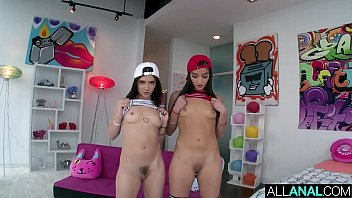 ALL ANAL Jane and Emily get fucked in their asses preview image