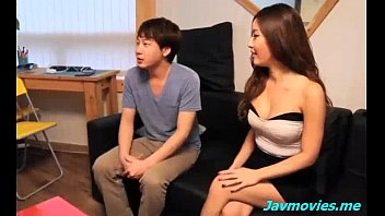 Korean Man First Fuck - Cum out just 3 second - Hahaha
