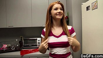 6838 Redheaded Teen Gives Perfect Blowjob preview