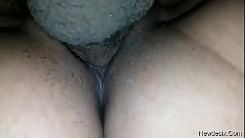 Cum in pussy with Hindi audio