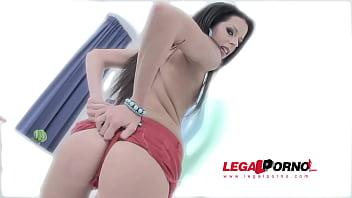 Daniela Rose Classic Lp 3On1 Anal Treatment (Dp & Gapes) Sz563