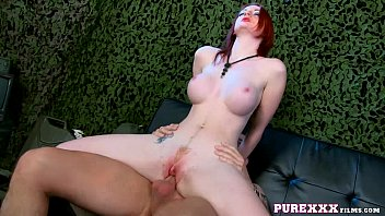 PureXXX Films Zara Du Rose fucked hard