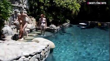 Sexy girls having fun with big cocks