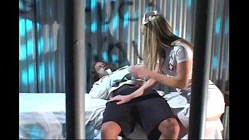 Mental patient molest a nurse