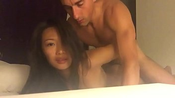 (Real homemade) Asian student fucked by her teacher