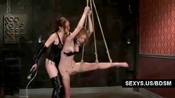 Lesbian bondage Vorschaubild