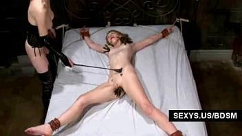 Bondage lesbiana