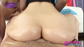 BangingBeauties Inked Sluts Anal Threesome Proxy Paige Aria Rae Krissie Dee